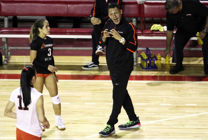 Jamille Torres, dirigente de las Changas de Naranjito fue sancionado por dos juegos y multa