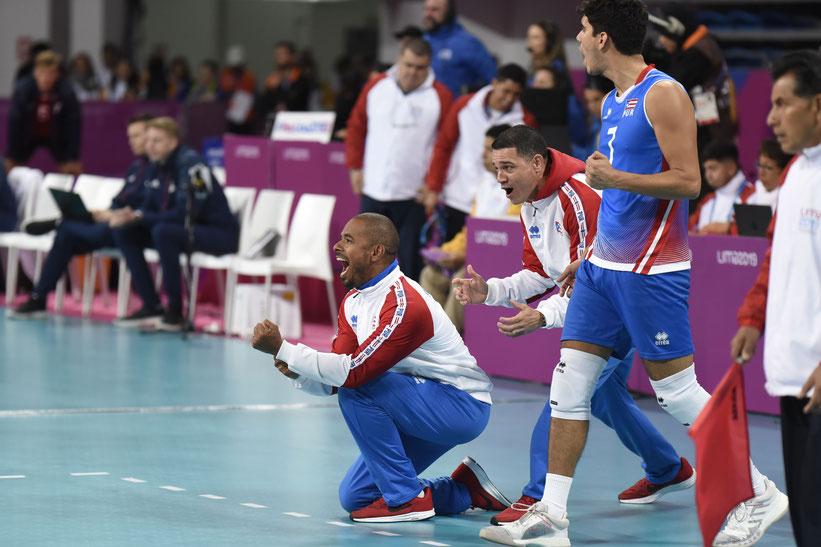 Según el dirigente de Puerto Rico, Oswald Antonetti, Puerto Rico sigue buscando una identidad a nivel internacional en el voleibol / Foto por Norceca