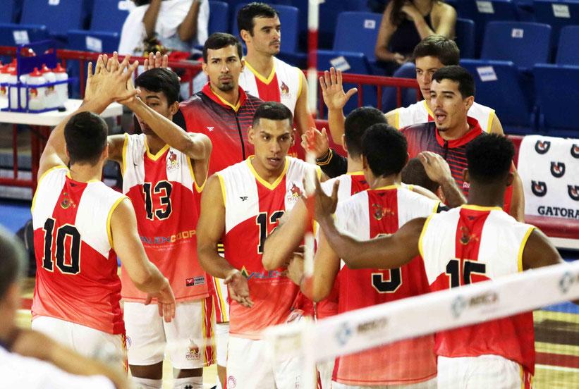 Los Mulos de Juncos sumaron ayer 4 de julio los 3 puntos disponible al vencer a los Caribes de San Sebastian / Foto por H. Rosario