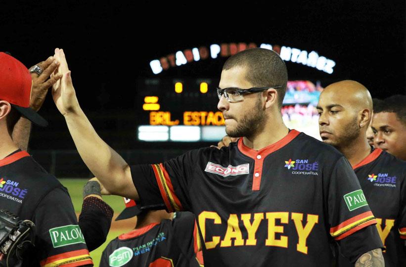 Los Toritos aseguraron su clasificación a la postemporada (foto por Aldwin Santiago, Cayey Ciudad Verde)