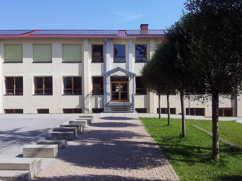 Südseite Eingang