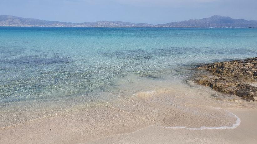 Golden Beach, Chrissi Island, Kreta
