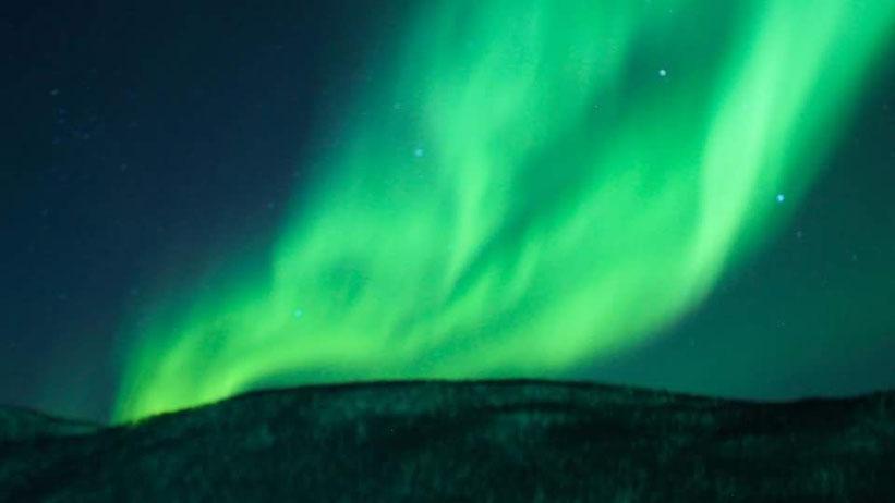 Nordlichter-Safari in Skandinavien