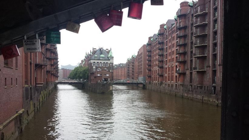 Speicherstadt-Rundfahrt, Hamburg