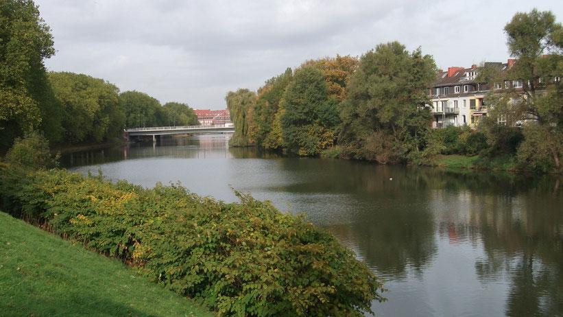 Werdersee, Bremen