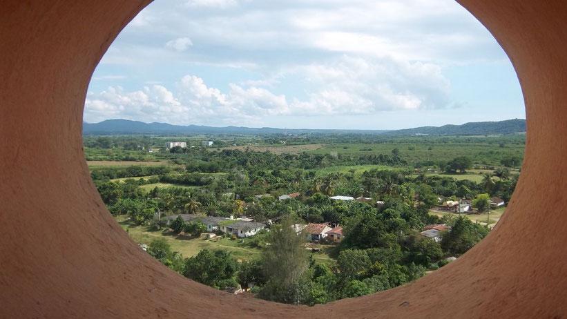 Torre de Iznaga, Valle de los Ingenios, Kuba