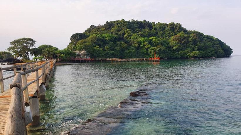 Ilhéu de Bom Bom, São Tomé und Príncipe