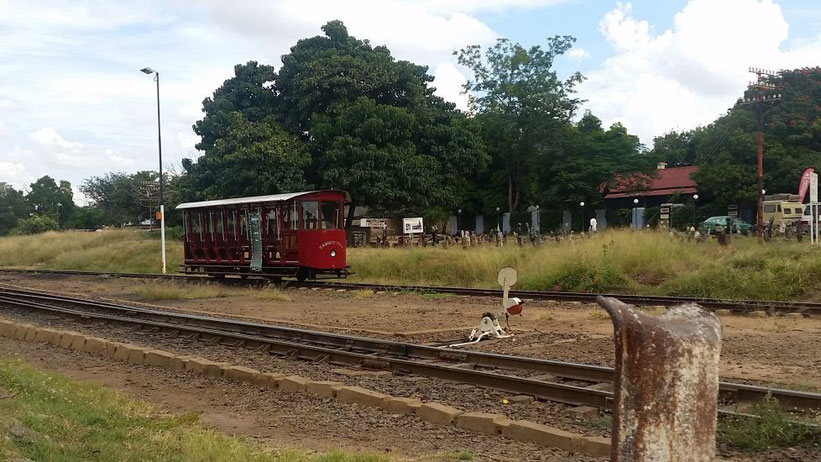 Victoria Falls Town, Simbabwe