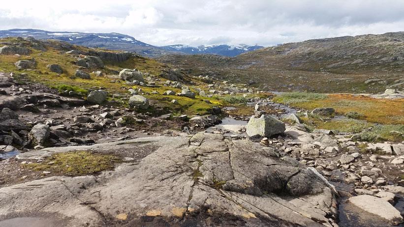 Das Jedermannsrecht in Norwegen