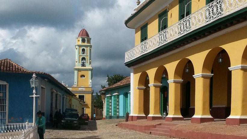 Kolonialstadt Trinidad, Kuba