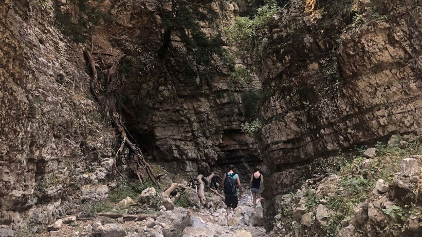 Imbros-Schlucht, Kreta