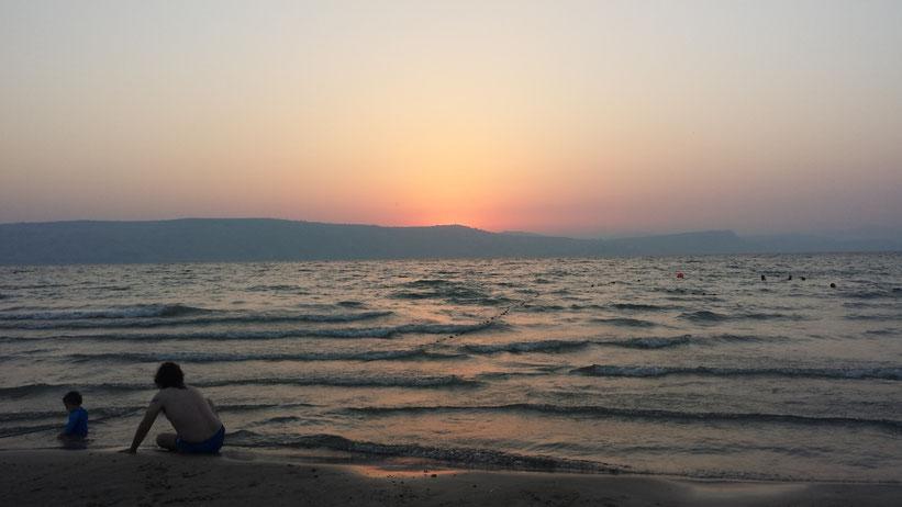See Genezareth (Lake Kinnet), Israel