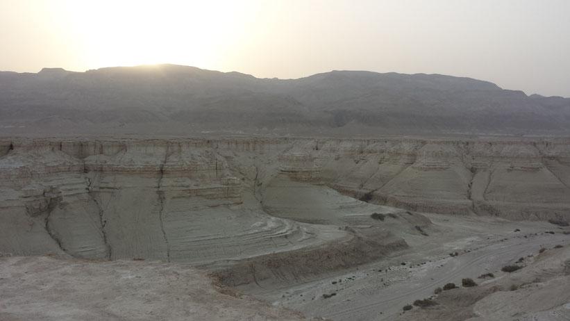 Jeep-Tour durch die Wüste Negev, Israel