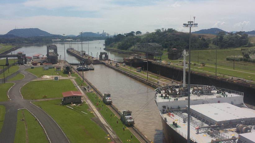 Der Panamakanal, Panama