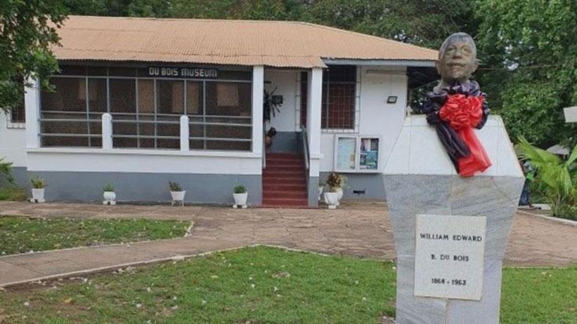 W.E.B. Du Bois Museum, Accra, Ghana