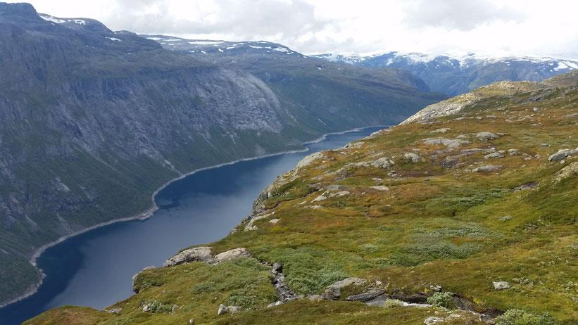 Ringedalsvatnet, Norwegen