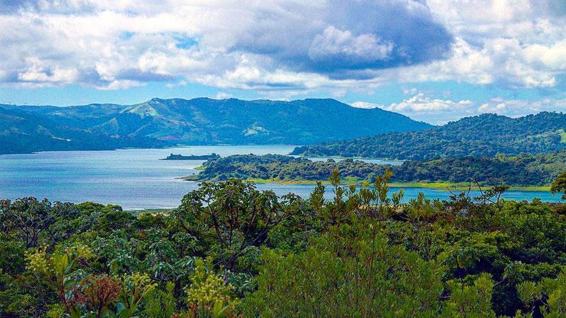 Laguna Arenal (Arenal-See), Costa Rica