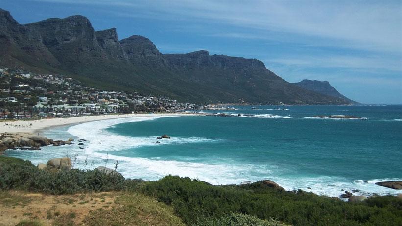 Camps Bay Beach, Südafrika