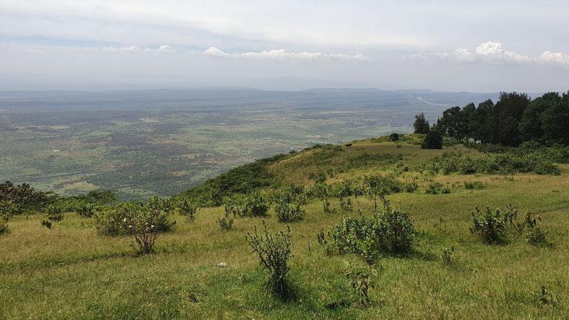 Ngong Hills, Kenia