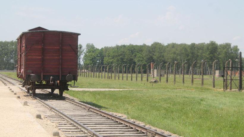 Gedenkstätte KZ Auschwitz-Birkenau