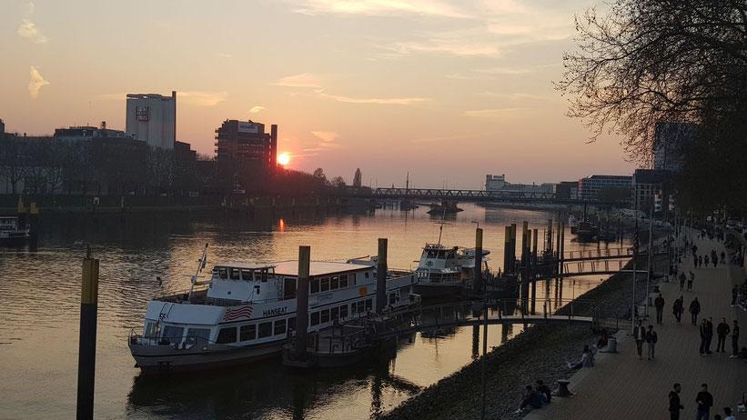 Weser-Rundfahrt, Bremen
