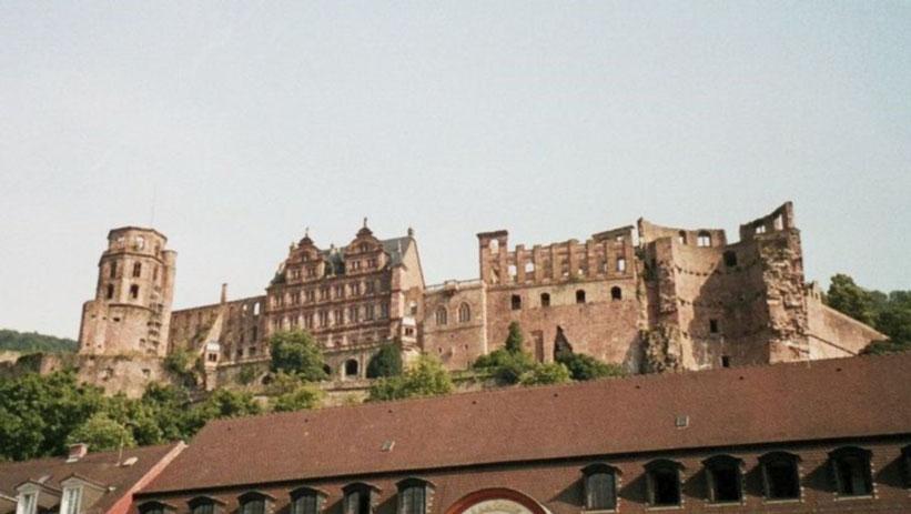Philosophenweg Heidelberg