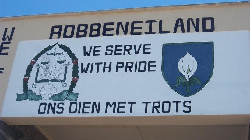 Robben Island, Kapstadt, Südafrika