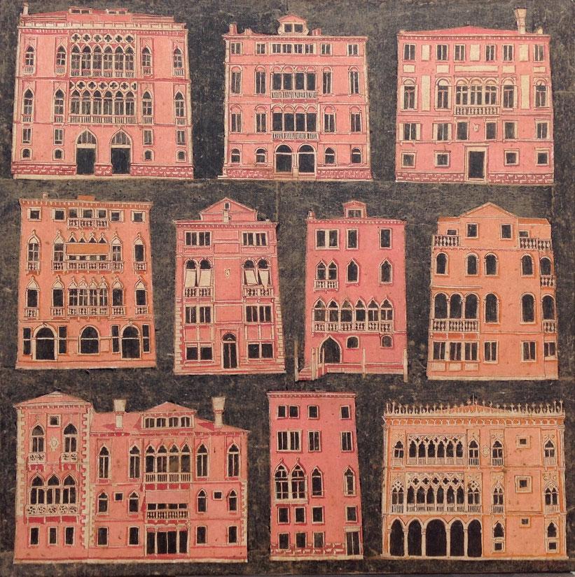 Canal Grande - palais Flottants