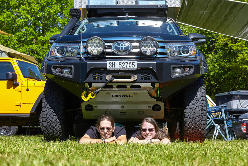 Dachzeltnomaden Hilux expeditionoverland Rival4x4 Toyota Revo N80 #DZF19 2017 2018 #ProjektBlackwolf wolf78 offroad truckPick up camperNestle EXKAB Wohnkabine Camping #Vanlife Steelbumperoverlandbound Hiluxnation arctic trucksAT33 AT35 bfgoodrich