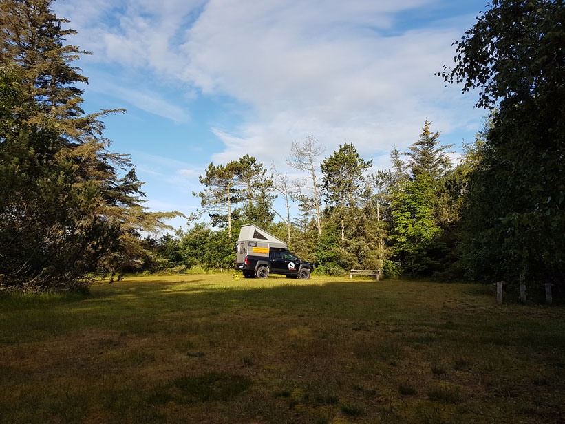 Dänemark Camping Skandinavien wolf78 #ProjektBlackwolf explore without no limits roadtrip offroad overland Travel Overlandingnomads Dachzeltnomaden wolf78-overland.ch