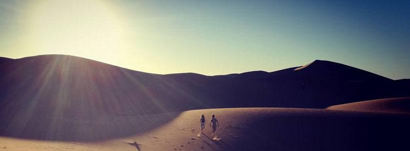 dune del sahara consigli utili harmony desert