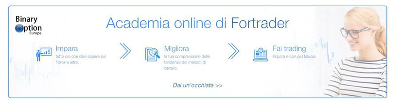 Fortrade accademia gratis