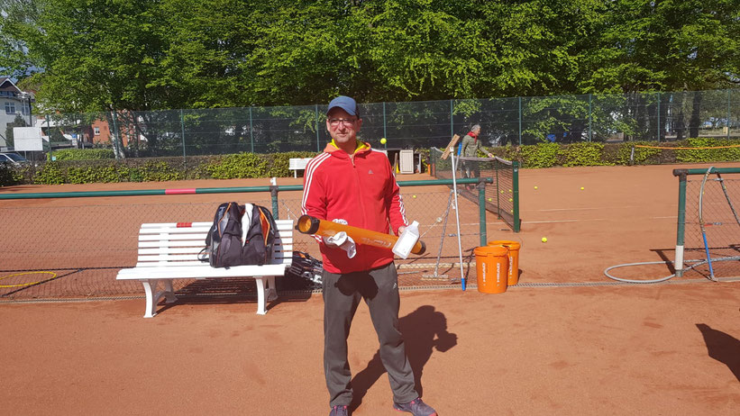 Trainer Markus Nagel