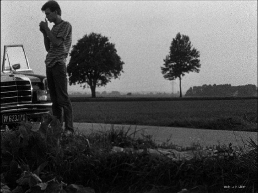 Peter Schreiner echtzeitfilm GRELLES LICHT Hermann Krejcar