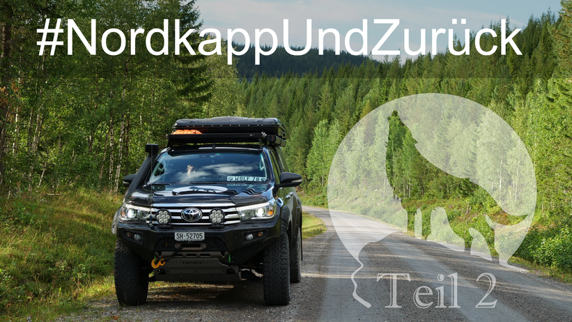Toyota Hilux Arctic Trucks Skandinavien #ProjektBlackwolf wolf78 explore without no limits Alu-cab offroad overland Travel Camping 4x4 AFN frontrunneroutfitters #BornToRoam Rival James Baroud Dachzelt Nomaden bfgoodrich TJM Sknorkel wolf78-overland.ch