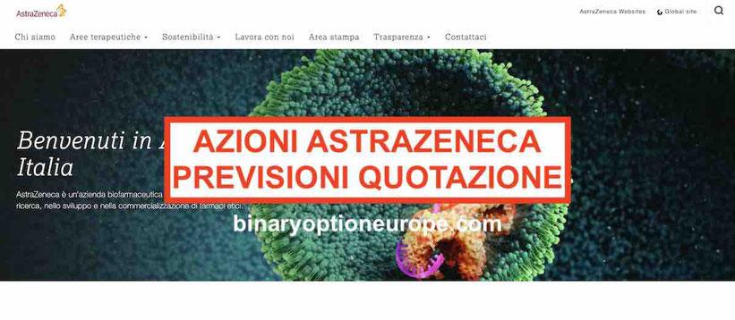 Dove e come comprare azioni AstraZeneca italia Previsioni quotazioni vaccino