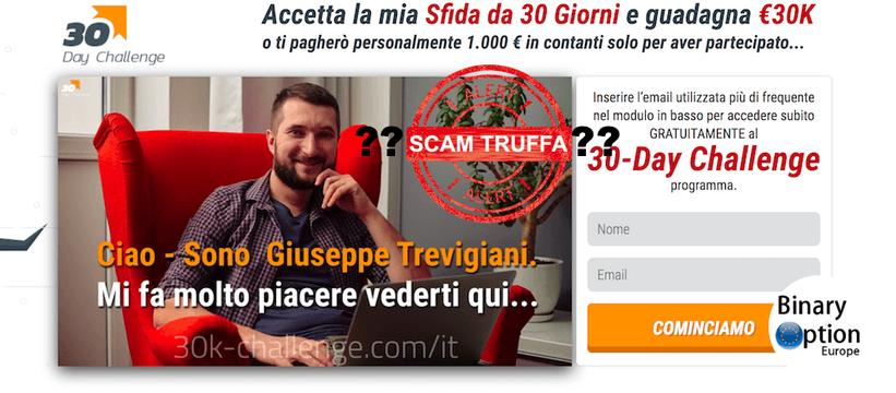 30k challenge - sfida 30 giorni 30 mila euro