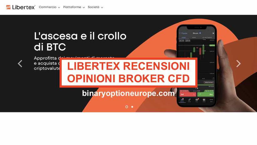 libertex opinioni recensione trading forex 2019