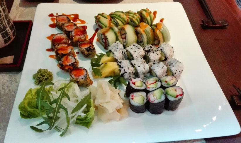 Sushi Mai Garden