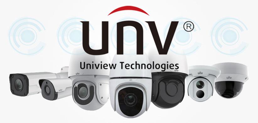 camaras, camaras de seguridad, vigilancia , unv, unview, monitoreo, cctv