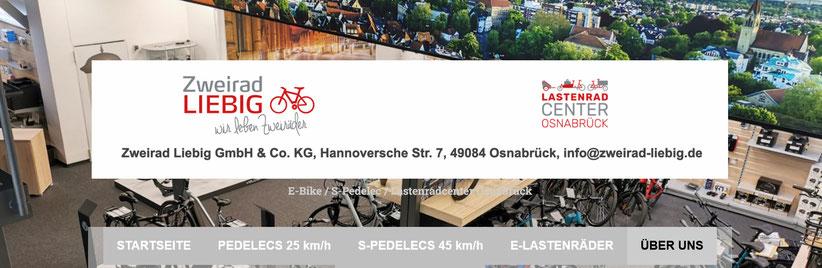 Zweirad Liebig / Lastenradcenter Osnabrück