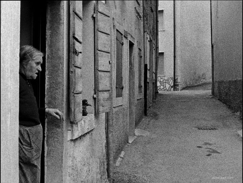 Peter Schreiner echtzeitfilm I CIMBRI - DIE ZIMBERN