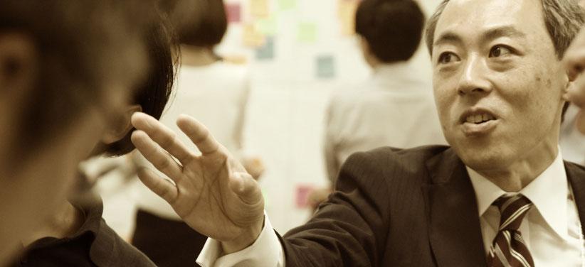 講師の「ビジネスモデル・ナビゲーター」翻訳者 / 株式会社マキシマイズ代表取締役 渡邊 哲