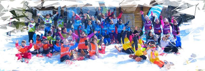 vacances les rousses jura école de ski