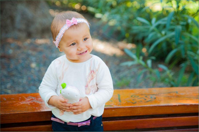 fotógrafo de niños en Tenerife