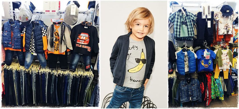 Name it Kindermode bei Wandls Gwandl in Vöcklabruck - Bilder vom Geschäft