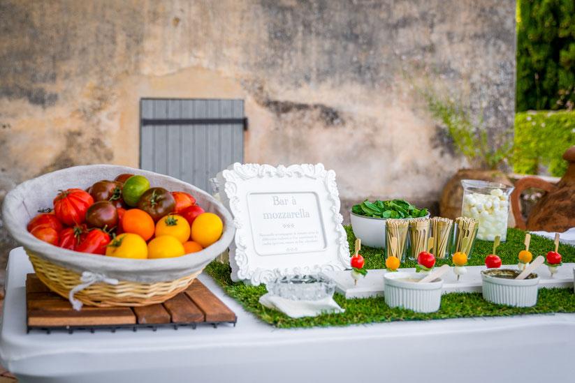 Photo Vin d'honneur, photo apéritif, cocktail mariage
