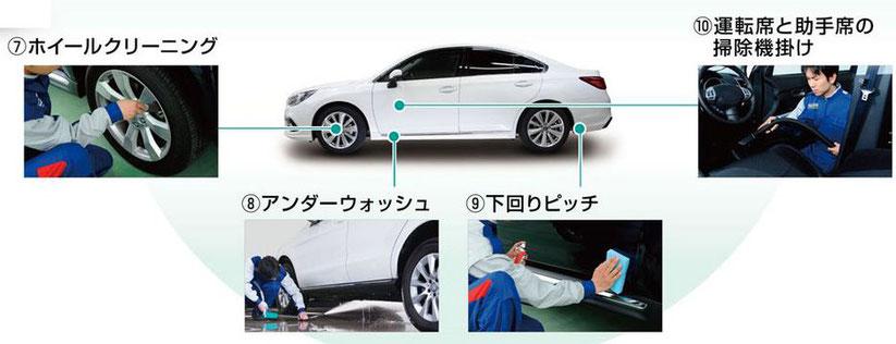 手洗い洗車 松山市 キーパーラボ松山