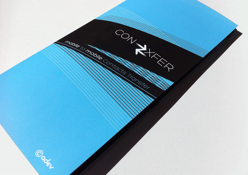 ConXfer APP, Flyer