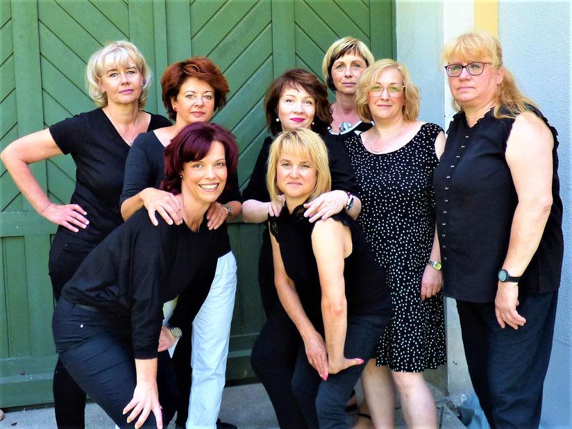 Unser Team der Elegant-Bannewitz in Freital auf der Dresdner Straße 236